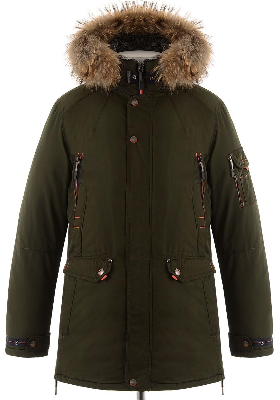 Мужская зимняя куртка MN-17185