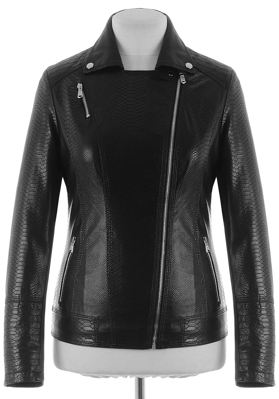 Куртка из PU-кожи LM-1922
